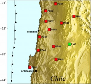 Subduction Creep – Get the latest seismic activities